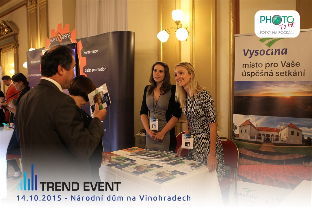 The presentation of Vysočina at the meetings of experts in Tourism